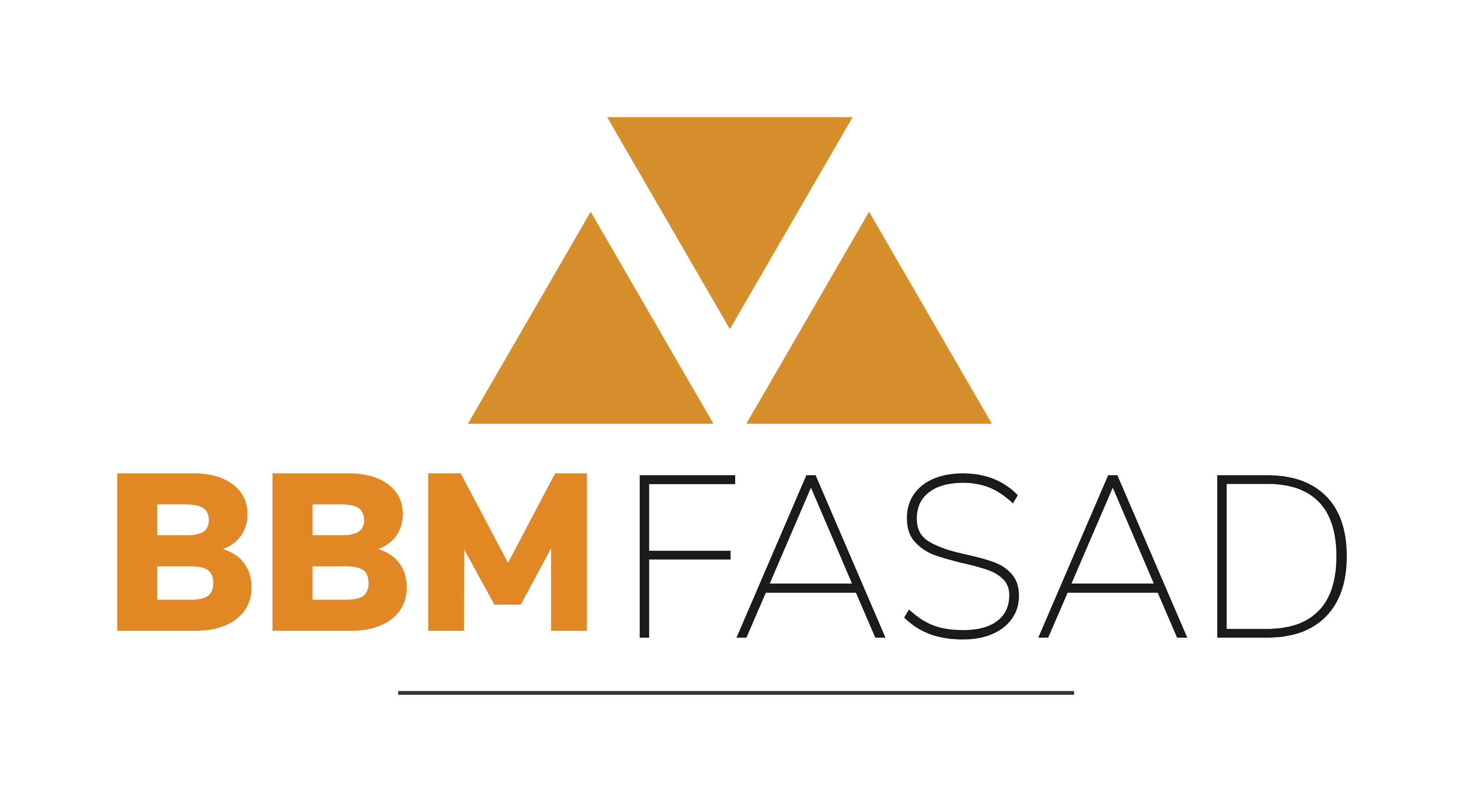Ny logo BBM Fasadputs